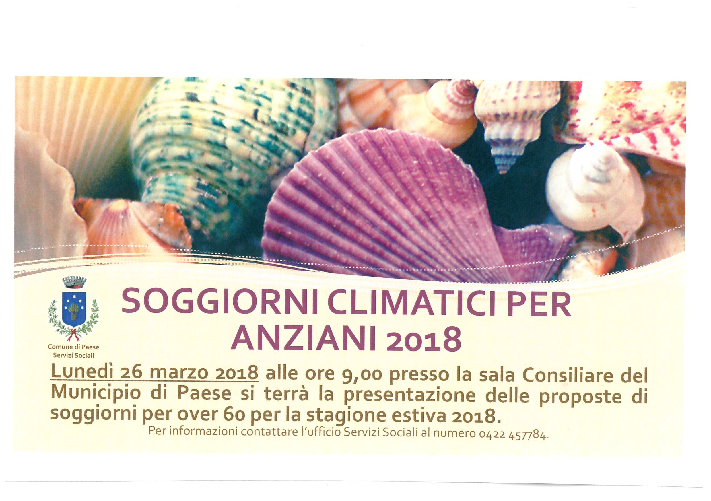 Emejing Soggiorni Climatici Per Anziani Photos - Design and Ideas ...